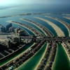 Dubai palm island HD wallpaper