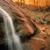 Falls at tsegi canyon arizona HD wallpaper