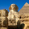 Egypt giza sphinx HD wallpaper