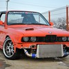 Automobiliai BMW E30  HD wallpaper
