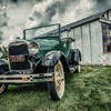 Ford retro vintage cars HD wallpaper