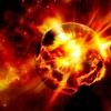 Universal explosion HD wallpaper