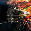 Outer space eve online fantasy art rokh HD wallpaper