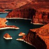 Colours in lake powell HD wallpaper