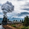 Steam trains HD wallpaper