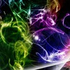 Light multicolor design digital art swirls colors HD wallpaper