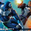 Comics the punisher marvel bullseye HD wallpaper