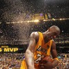Kobe Bryant Los Angeles Lakers Sportler Berühmtheit Meisterschaft  HD wallpaper