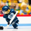 Legos de hockey drôle macro sport  HD wallpaper