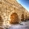 Syria buildings ruins HD wallpaper