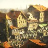 Video-Spiele Assassins Creed Stadtansichten Kunstwerk  HD wallpaper