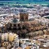 Granada spain cathedrals cities cityscapes HD wallpaper