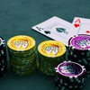 Casino games poker chips HD wallpaper