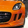 Orange cars jaguar f-type HD wallpaper