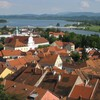 Ptuj the oldest town in slovenia HD wallpaper