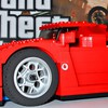 Grand Theft Auto Legos Automobiliai  HD wallpaper