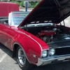 Cool muscle car HD wallpaper