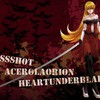 Ribbons bakemonogatari oshino shinobu vampire monogatari series HD wallpaper