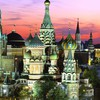 Kremlin moscow red square russia architecture HD wallpaper