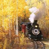 Scenic new mexico steam locomotives HD wallpaper
