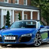 Audi R8 GT Spyder Autos  HD wallpaper