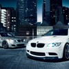 Bmw e92 m3 cars cities HD wallpaper