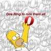 Homer simpson opera web browser the simpsons donuts HD wallpaper