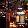 Lanterns lights HD wallpaper