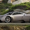 Pagani huayra cars wall HD wallpaper