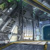 Art concept science fiction artwork hangar bungie HD wallpaper