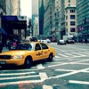 Streets new york city taxi HD wallpaper