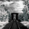 Bridges frost infrared photography landscapes HD wallpaper