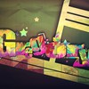 Abstract multicolor text typography HD wallpaper
