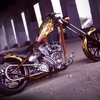Motorräder West Coast Choppers  HD wallpaper