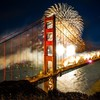 Bridge new year san francisco boats bridges HD wallpaper