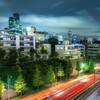 Japan tokyo cityscapes night HD wallpaper