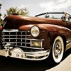 Oldtimer vintage car HD wallpaper