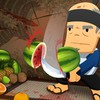 Fruit ninja fruits ninjas video games HD wallpaper
