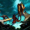 Magic the gathering artwork anthony scott waters HD wallpaper