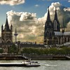 Cologne cathedral germany cityscapes landscapes towns HD wallpaper