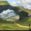 Concept art oz: the great and powerful HD wallpaper