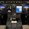 cockpit de l'avion l'aviation Bombardier Challenger  HD wallpaper