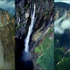 Angel falls multiple views HD wallpaper