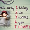 There is a one thing only i do HD wallpaper