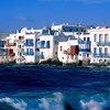 Cyclades islands in mykonos greece HD wallpaper
