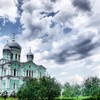 Magnificent orthodox church HD wallpaper