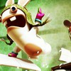 Tv Fantasy-Videospiele Party Rayman Raving Rabbids  HD wallpaper