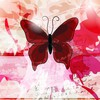 Butterfly art HD wallpaper