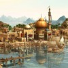 Video games harbour anno 1404 sea HD wallpaper
