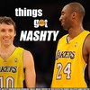 Bryant Los Angeles Lakers Steve Nash-Player  HD wallpaper
